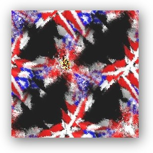 4th o july Tiled Image