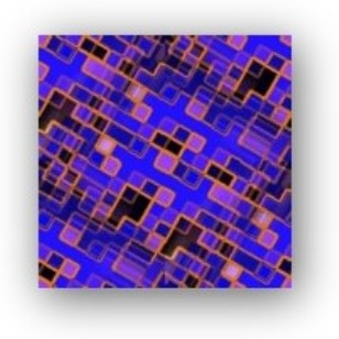 too squared Tiled Image